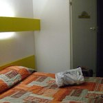  Hotel Quick Palace Tours Nord, habitacin doble, Tours, Francia.