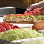 Jersey Mike's Subs are made fresh when you order.