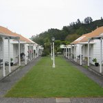 Coromandel Colonial Cottages Motel Foto