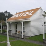 Bilde fra Coromandel Colonial Cottages Motel