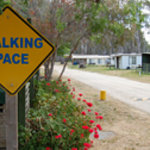 Life is at a leisurely pace at Barmah