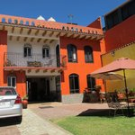 Photo de Hotel Antigua Curtiduria