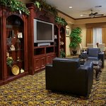  Watch your favorite television shows in the Guest Lounge