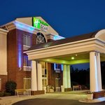 Foto di Holiday Inn Express Hotel And Suites Ruston