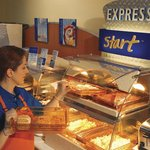  Complimentary Express Start Breakfast Daily