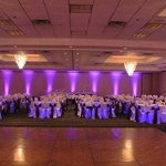 Elegant Ballroom Great for Wedding Receptions