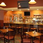  Lobby Bar at Holiday Inn Hotel &amp; Suites Bolingbrook, Illinois