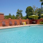 Take a swim, relax or read a good book by our outdoor pool
