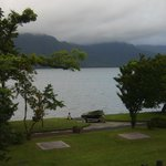 View of Lake Towada from room