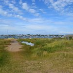                    Wanderung nach Hengistbury Head