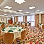  Our Ballroom with seating for 85 guests.  Traditional decor.