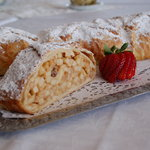  Our famous strudel