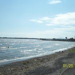  Lake Nicaragua at the end of the street