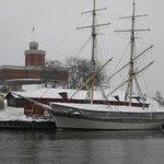  Kastellholmen (next to Skeppsholmen)