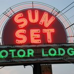 Sunset Motor Lodgeの写真