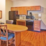  Candlewood Suites Athens GA 1 Bedrm Ste Kitchen area