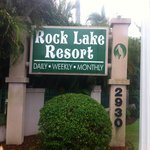Rock Lake Resort resmi