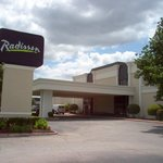 Foto de Radisson Hotel Ft Worth - Fossil Creek