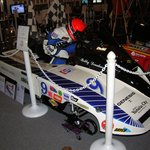                   Old Ice Racer Sled