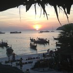 pattaya beach- sunset