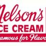 Official Label of Nelson's Ice Cream