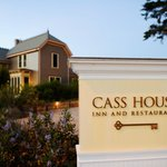 Cass House Sign