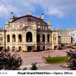  Royal Grand Hotel Kiev Opera