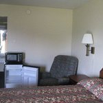  Red Carpet Inn Terre Haute IN, Room Amenities