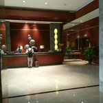 Reception from Lobby