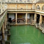 So close to historic Roman Baths