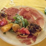                    Antipasto misto