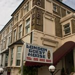 London Guest House resmi