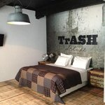 Φωτογραφία: Trash Deluxe a FAT label hotel