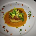 crabcake appetizer