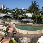 Foto van Sunshine Tower Hotel Cairns