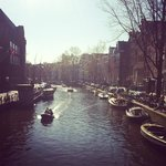 Close to Amsterdam Canals | boat rental