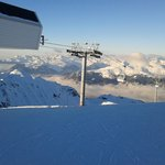                    Top of Vizzelle lift
