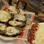 Home of THE ORIGINAL Jacked Up Oysters!  YUMMY