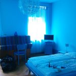                    Blue Room