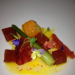                    Yellow Fin Tuna Tartare