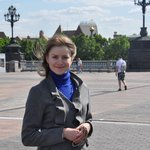 Diana Zalenskaya, Moscow Tour Guide