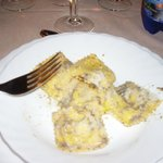  ravioli al tartufo