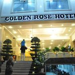 Foto de Golden Rose Hotel