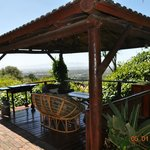 Private Seating Area & Braai