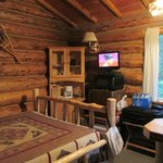                    inside my cabin