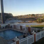  View from 216, pool