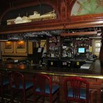                    The beautiful bar