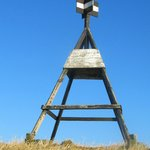                    The Mt Kaukau trig is the highest point in Wellington city.