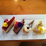                                      beautiful dessert platter ;)