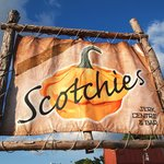 Scotchies Jerk Center in Kingston, Jamaica.